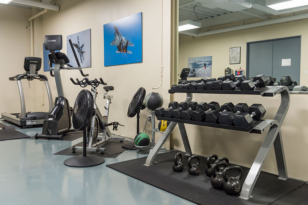 Fitness Center Two